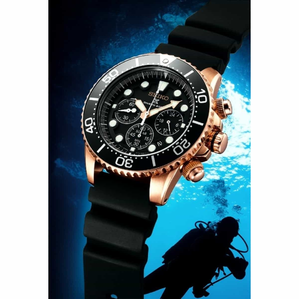 reloj negro de acero inoxidable - maserati