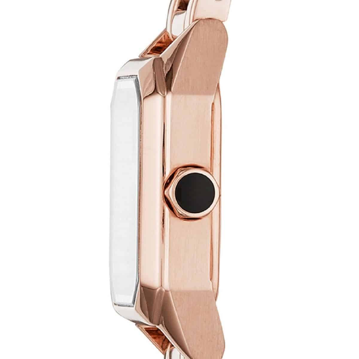 2edc1a748c1d Tommy Hilfiger - Reloj de cuarzo con esfera de acero inoxidable para mujer.