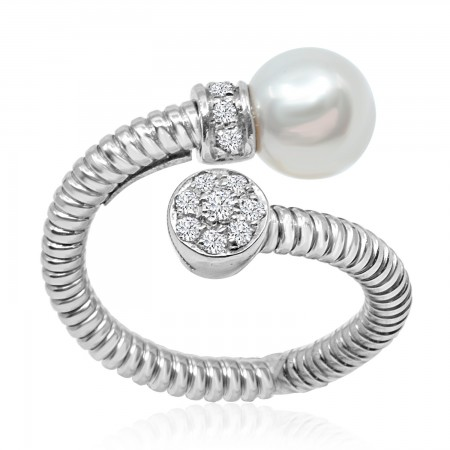 925 Silver Spring Ring with...