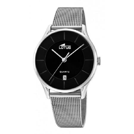 LOTUS. Reloj Minimalist con...