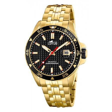 LOTUS. Reloj Cronógrafo con...
