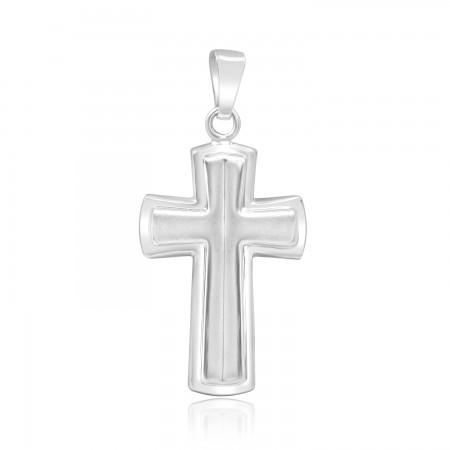 925 Sterling Silver Cross...