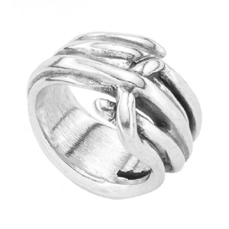 Braided Ring - Uno de 50