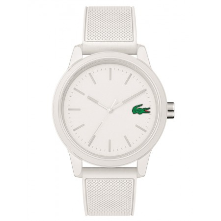 LACOSTE. 12.12 Watch - White