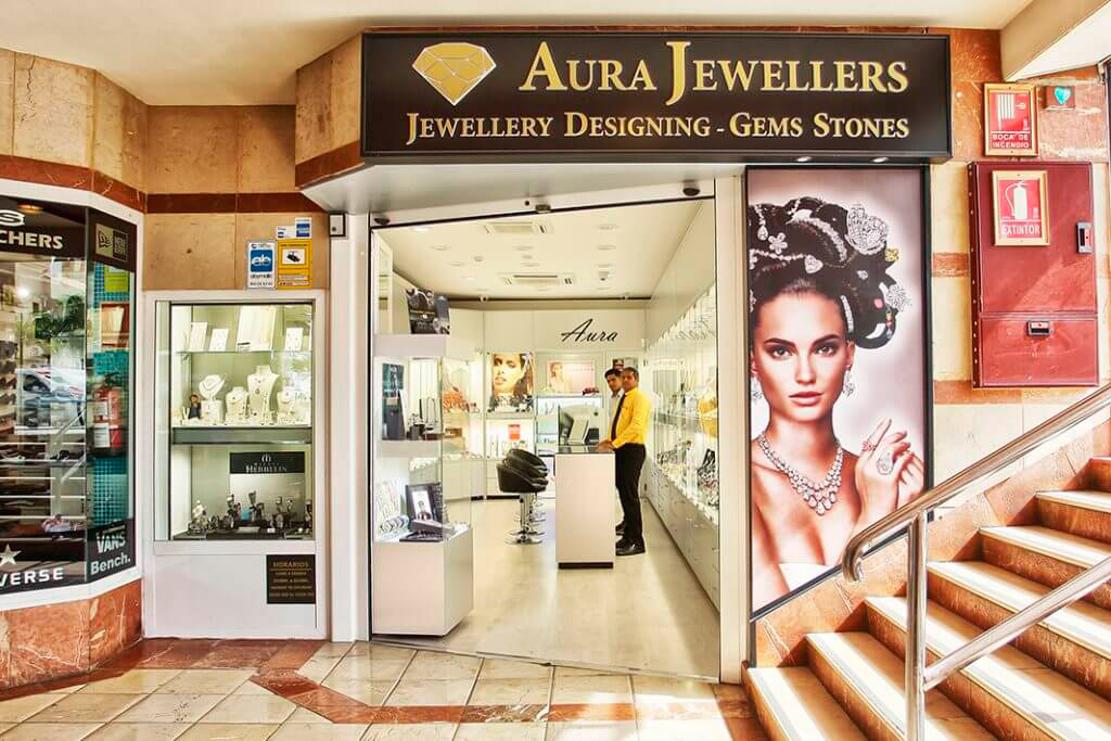 Aura Jewellers - Phone: 922172442