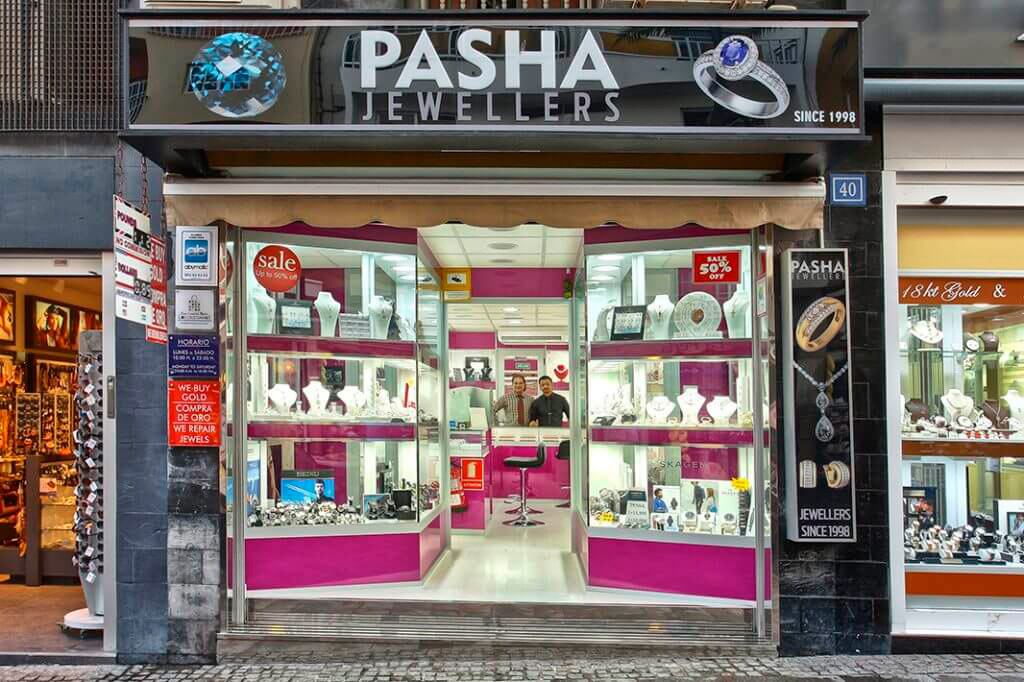 Pasha Jewellers - Phone: 922792641